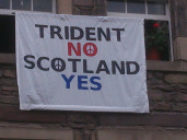 Trident No Scotland yes