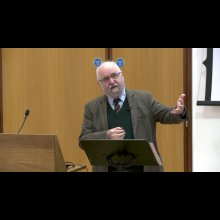 Embedded thumbnail for The Great War: Its End and Effects, Lecture by Prof Mark Chapman