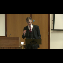 Embedded thumbnail for The Great War: Its End and Effects, Lecture by Dr Rob Johnson