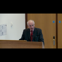 Embedded thumbnail for The Great War: Its End and Effects, Lecture by Prof Hew Strachan