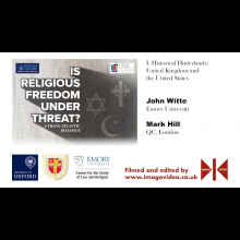 Embedded thumbnail for Religious Freedom Conference - Session 1