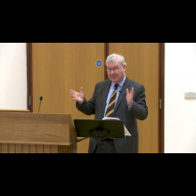 Embedded thumbnail for The Great War: Its End and Effects, Lecture by Prof Gary Sheffield