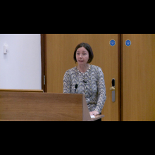 Embedded thumbnail for The Great War: Its End and Effects, Lecture by Prof Annika Mombauer
