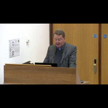 Embedded thumbnail for The Great War: Its End and Effects, Lecture by Prof Martin Ceadel