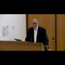 Embedded thumbnail for The Great War: Its End and Effects, Lecture by Dr Ali Allawi