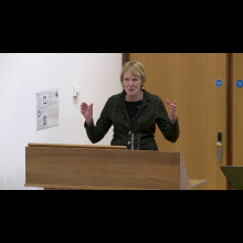 Embedded thumbnail for The Great War: Its End and Effects, Lecture by Prof Margaret MacMillan
