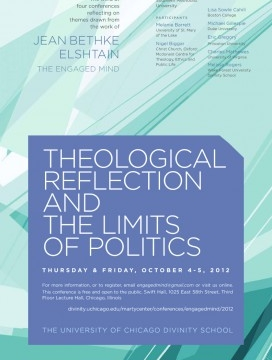 Theological Reflection and The Limits of Politics