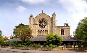St Andrews Church Oxford